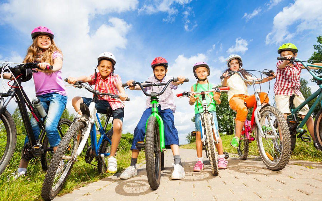 Biking Kids